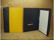 Conference Folder A4 - Leatherette 2colors